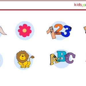 משחקי זיכרון לילדים