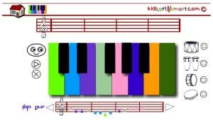 תווים לפסנתר