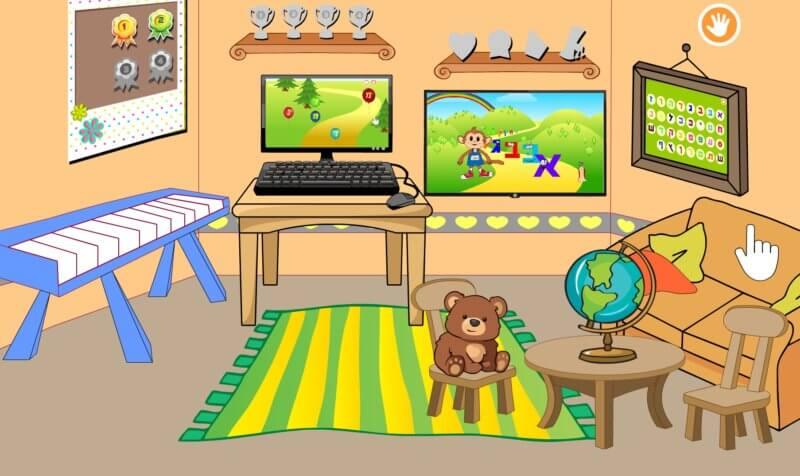 משחק ללימוד קריאה לילדים